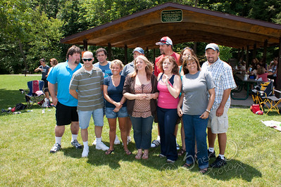 Class Reunion Picnic WAHS 1984 25th Reunion