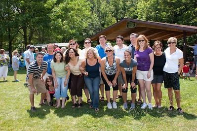 Class Reunion Picnic WAHS 1984 25th Reunion
