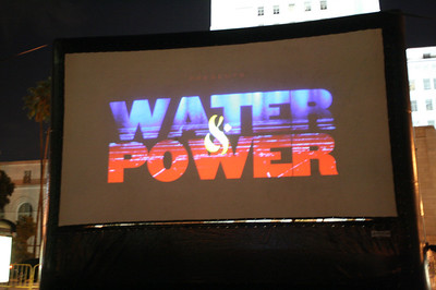 WATER & POWER SCREENING @ GRAND PARK • 04.23.14