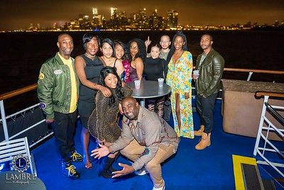 WBLS Midnight Party Cruise