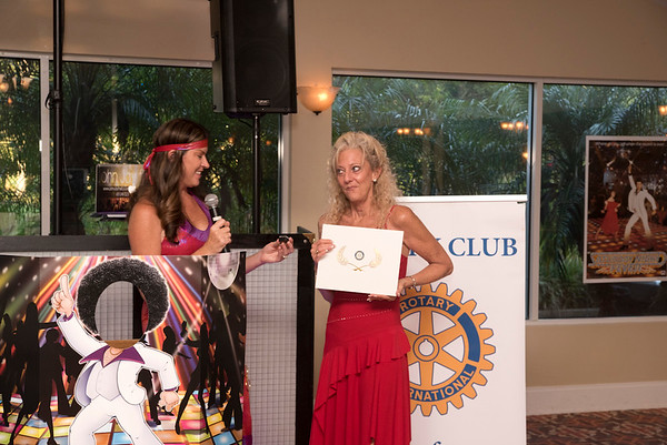 WC Rotary 2016 Banquet - Disco