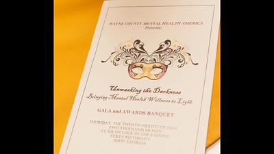 WCMHA Banquet