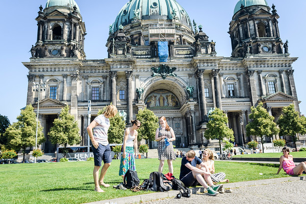 WCS Exchange Berlin 2016 - Sightseeing & Workshops