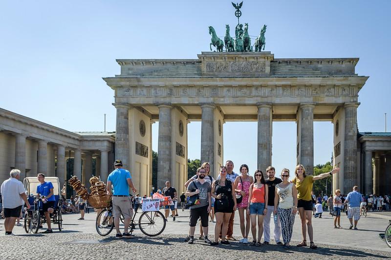WCS Exchange Berlin 2016 - Sightseeing & Workshops