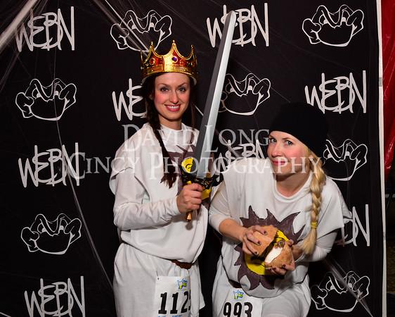 WEBN Run Like Hell 5k Photos
