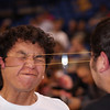 Credit: Chris Harper/FCVB<br /> <br /> Participants compete in the Ear Pull during the 2010 World Eskimo-Indian Olympics.