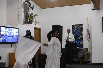 WEST END MT CARMEL WORSHIP SERVICE