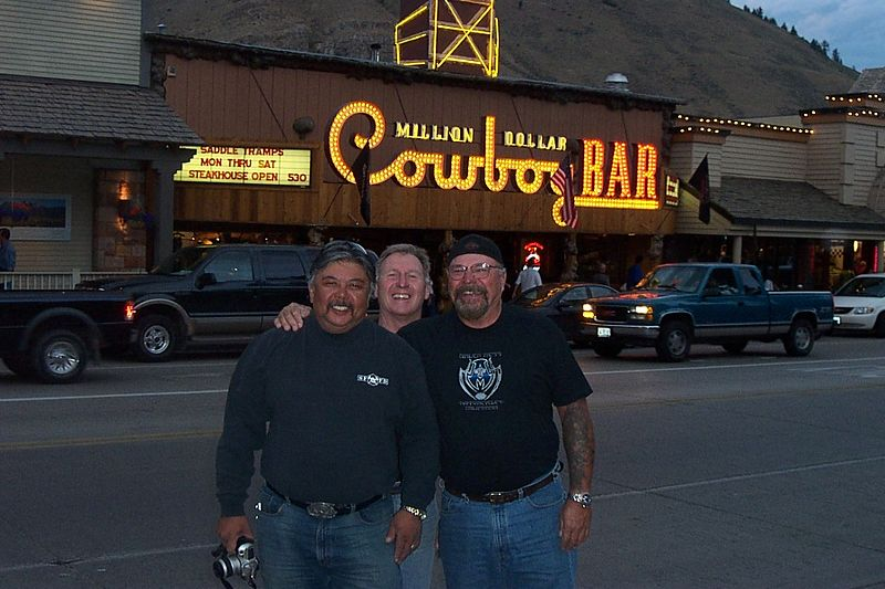 Phil , Dave , Tim... Jackson Hole