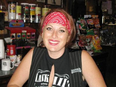 Heidi - Bartender at Daisy's in San Juan Bautista, Ca.
