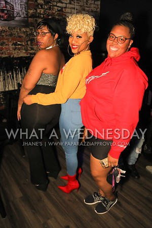 WHAT A WEDNESDAY 04.04.18