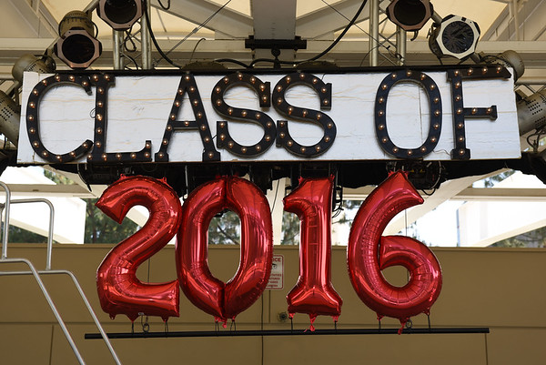 WHES Graduation 2016