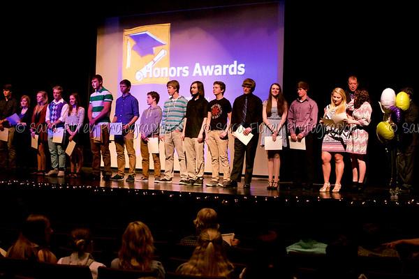 '15 WHS Awards Night
