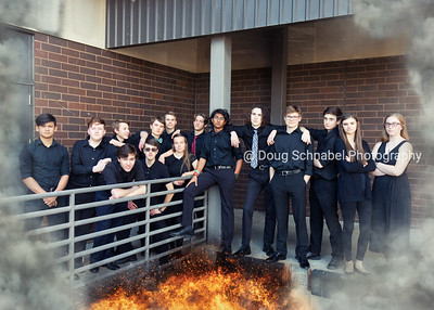 WHS Percussion (2019)