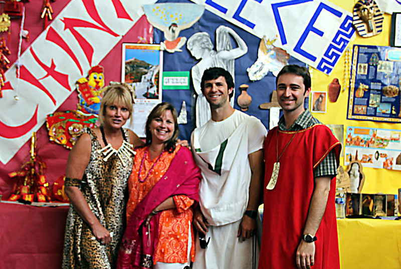 Ancient Culture Day June2012 Teachers