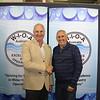 Ecolab Prize - Third - Alex Madarasi (L) with Kym Kneebone