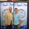 Ecolab Prize - Second - Alex Madarasi (L) with Joel Warnes