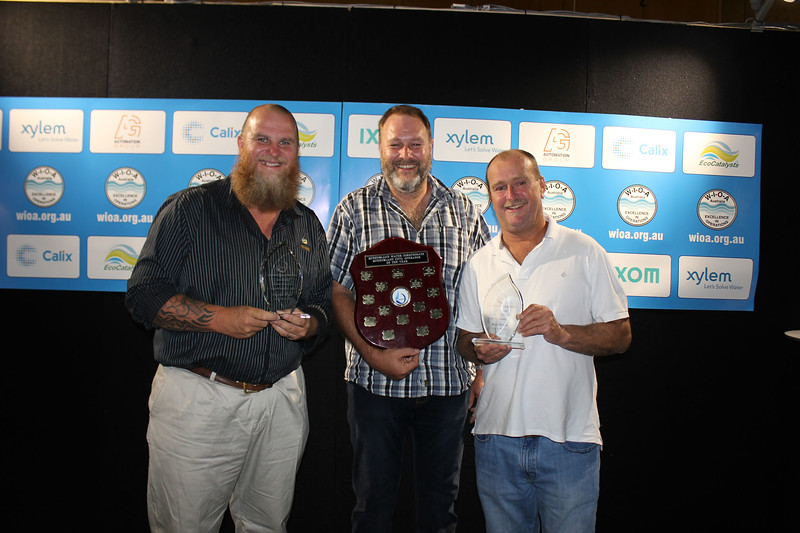 QLD  Operator of the Year (CivilAllrounder) could be split so 2 awards were provided