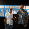 QLD  Operator of the Year (CivilAllrounder) - Kent Weeden (L) from City of Gold Coast with Dave Cameron from qldwater