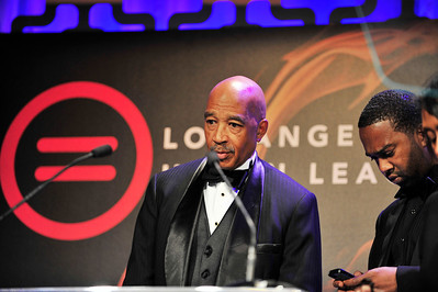 """LOS ANGELES CA.  LOS ANGELES URBAN LEAGUE """"AND STILL WE RISE"""" THE 41ST ANNUAL WHITNEY M. YOUNG JR. AWARDS DINNER HONORING MATTIE MCFADDEN-LAWSON AND HUSBAND MICHAEL LAWSON WITH THE WHITNEY NM. YOUNG JR. AWARD AT THE HYATT CENTURY PLAZA HOTEL ON APRIL 25, 2014.(Photos by Valerie Goodloe"""