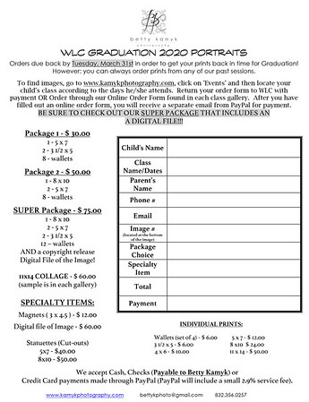Microsoft Word - WLC Grad2020_Order Forms.docx