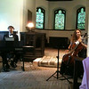 2012 - chamber music with members of Camerata