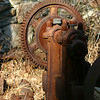 old pump from the Lake Waccabuc House hotel, burned down in 1896