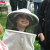 a junior bee keeper