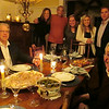 progressive dinner 2013 at the Denson's home