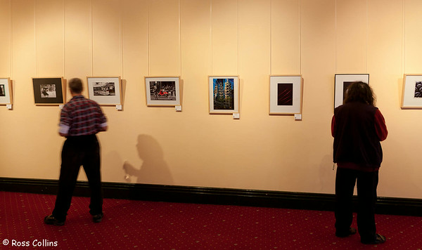 Wellington Photographic Society Annual Exhibition Opening, St James Theatre, Wellington, 8 November 2011