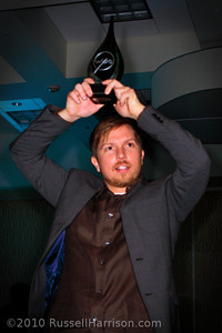 WPS photographer of the year Tim Sayer.