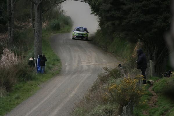 WRC Rally NZ 2008