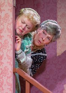 Abby & Martha Brewster
