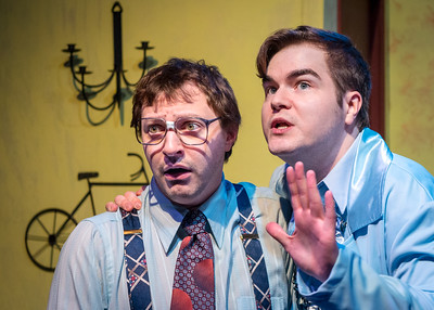 [ 2017 Woodinville Repertory Theatre – The Nerd ]