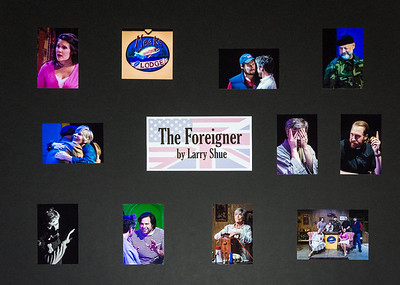 [ 2018 Woodinville Repertory Theatre – The Foreigner ]