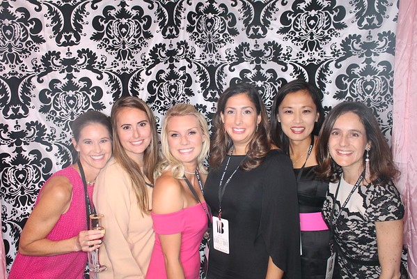WUES - Annual Auction Gala - Hotel ZAZA - Booth Sponsored by Gregg Harrison Law Firm
