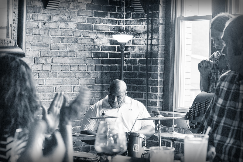 Clarksburg Summer Jazz Stroll 2015-4745