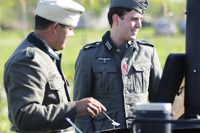 4/24/10 WW2 West Mifflin Re-enacting