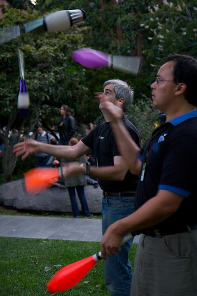Juggling WWDC 2009