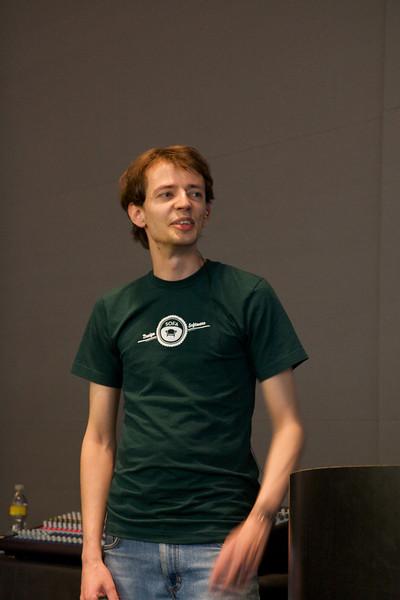 Dirk Stoop @dirkstoop WWDC 2009