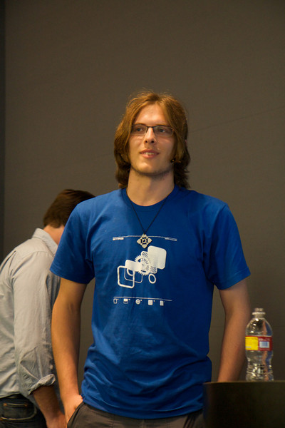 Sebastiaan de With @Cocoia WWDC 2009