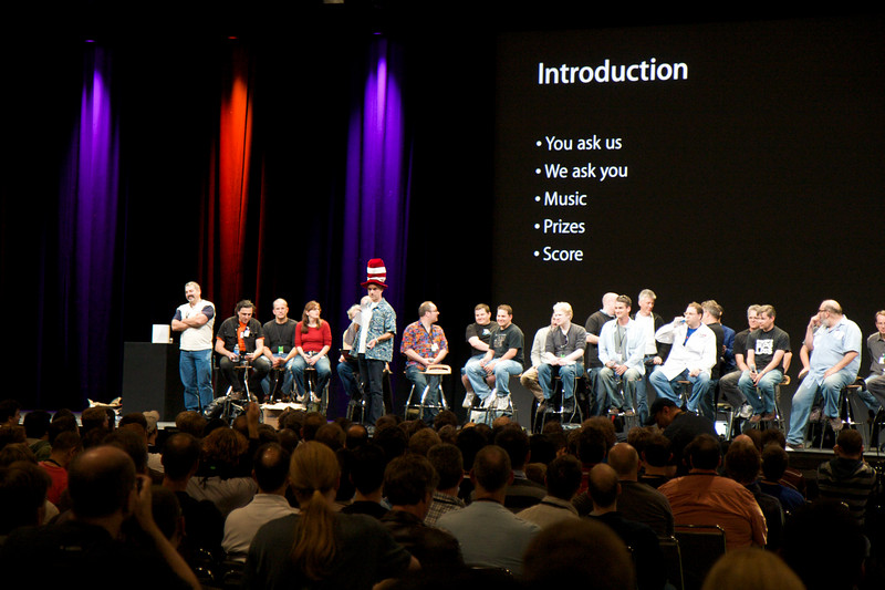 Stump the experts WWDC 2009