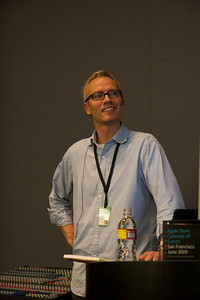 Joachim Bondo @cocoastuff @osteslag WWDC 2009