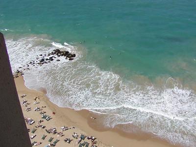 Beach - San Juan, Puerto Rico