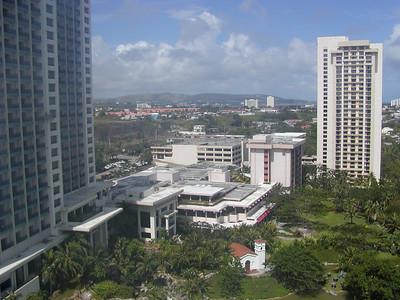 Downtown Tumon, Guam.