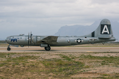 WWII Boeing B-29 Superfortress