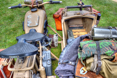 Bike and Sidecar