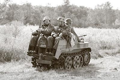 2011 World War II Reenactment