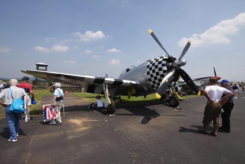 "P-47M Thunderbolt ""No Guts No Glory"""