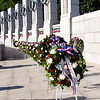official wreaths for ceremony