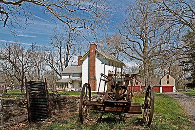 The Penrose/Strawbridge Farm is a 102-acre property located on the southwest side of County Line Rd. in Horsham Township, Montgomery County and is part of the Horsham Township Park System. It is located next to Graeme Park, the estate of colonial Governor Sir William Keith which is now a state park and museum.  Horsham has granted a lease on 10 acres of this property including the buildings to a joint venture of HPHA and HPPI for the purpose of restoration. The farmstead consists of two houses, a barn, a well and pump house and two smaller outbuildings.
